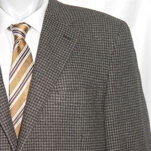 Canali Brown Label Recent Two Button Blazer 48L